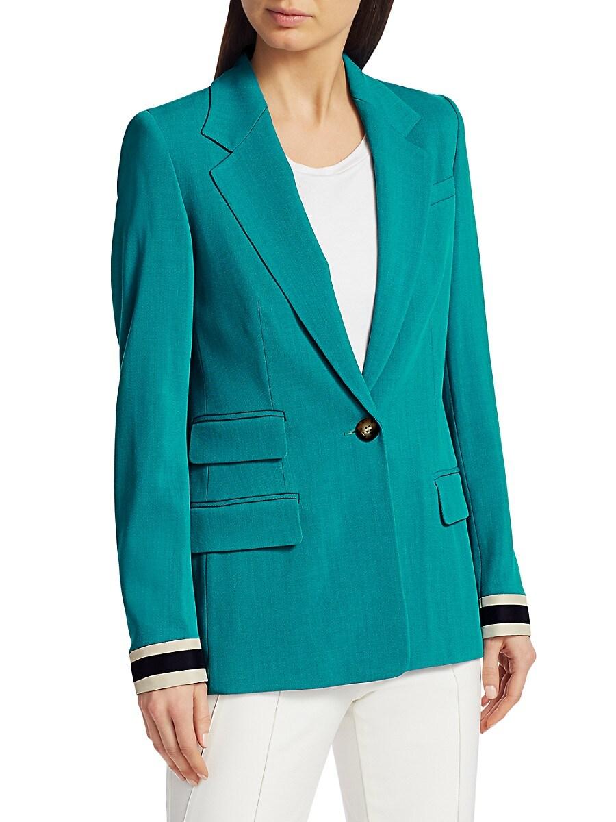 Women's Begaskan Stretch-Wool Jacket