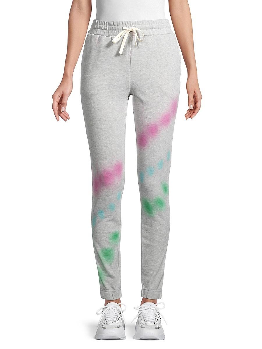 Women's Tie-Dye Jogging Pants