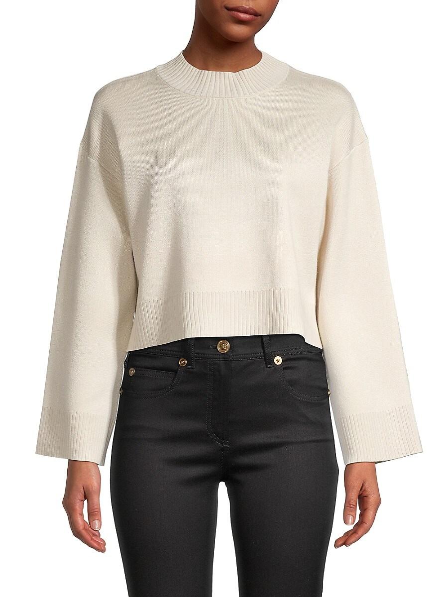 Women's Cropped Sweater