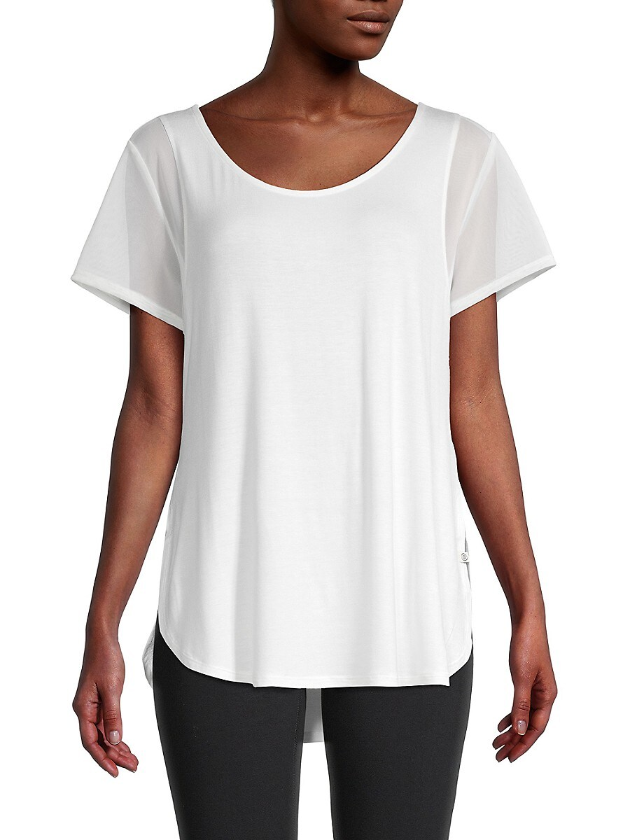 Women's Halo Mesh T-Shirt