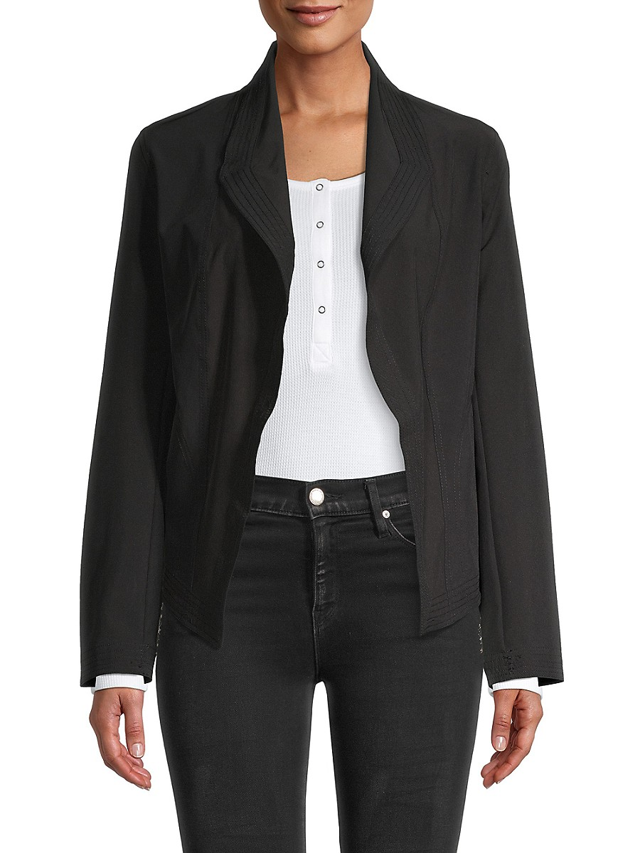 Women's Open-Front Jacket