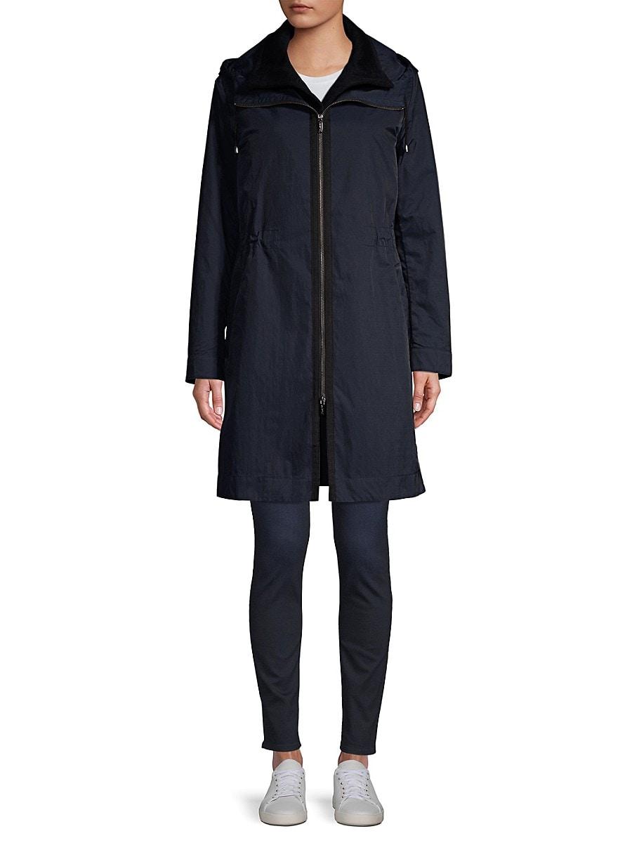 Women's Loro Piana Wool Double Coat