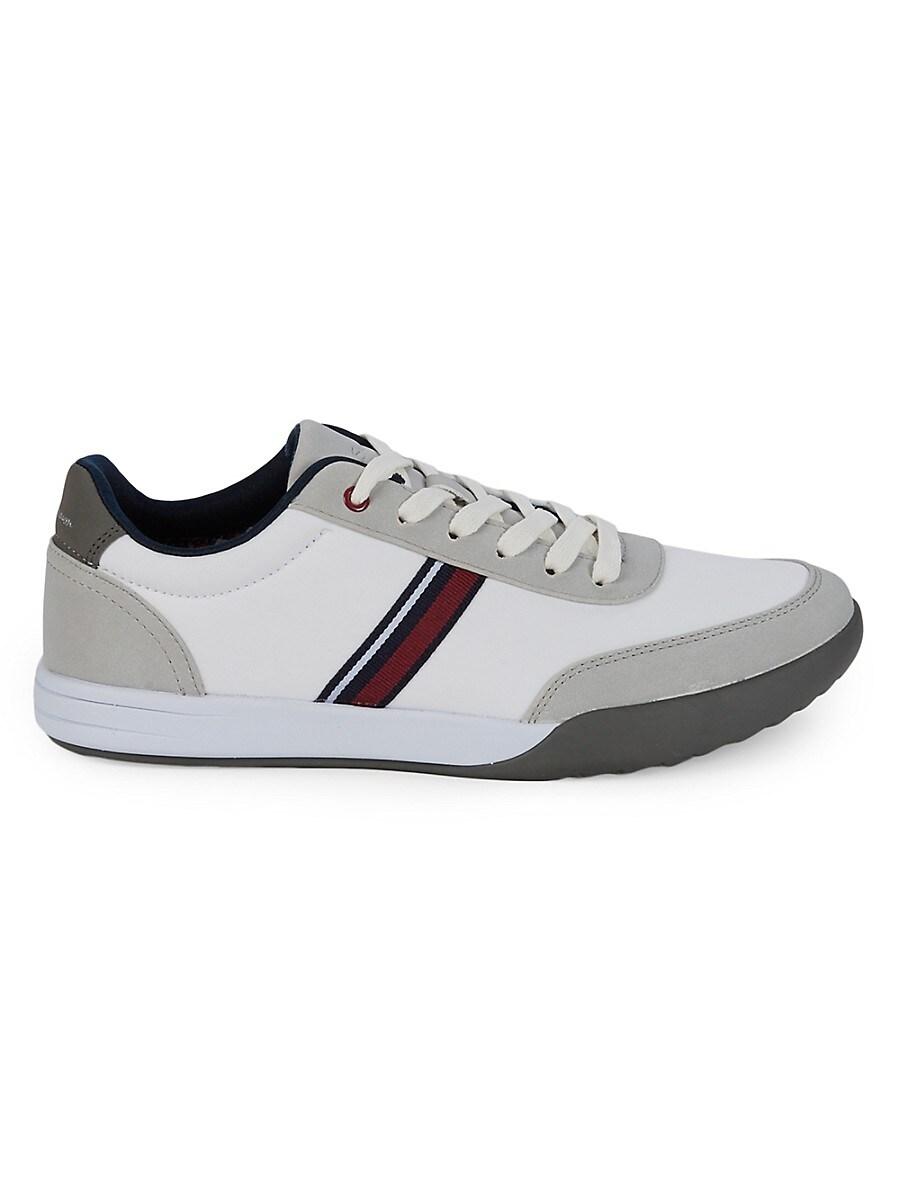 Men's Racer Striped Sneakers