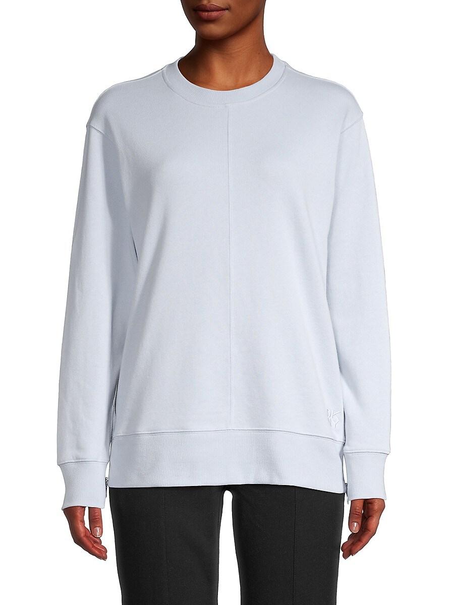 Women's Side-Zip Sweatshirt