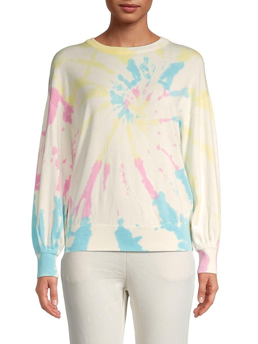 Women's Tie-Dye Sweater