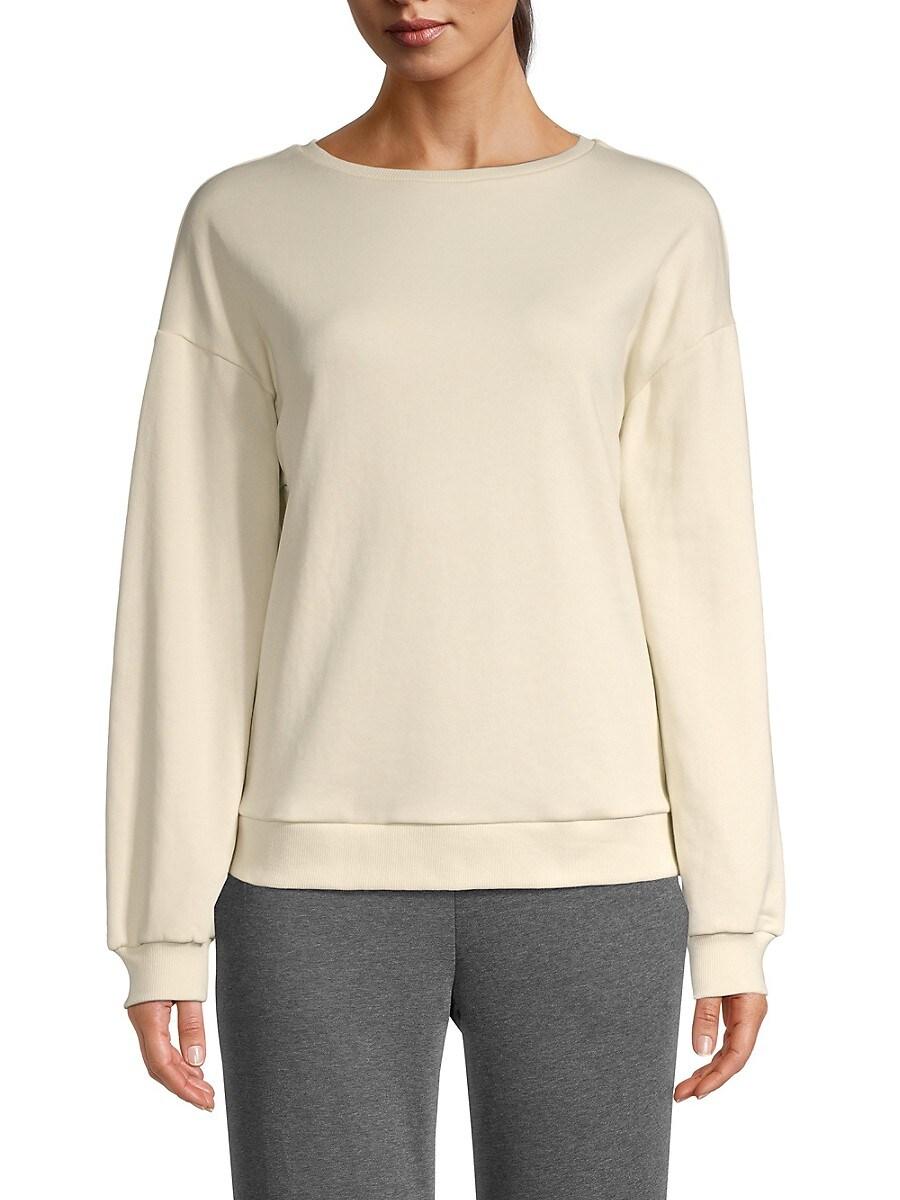 Women's Solid Sweatshirt