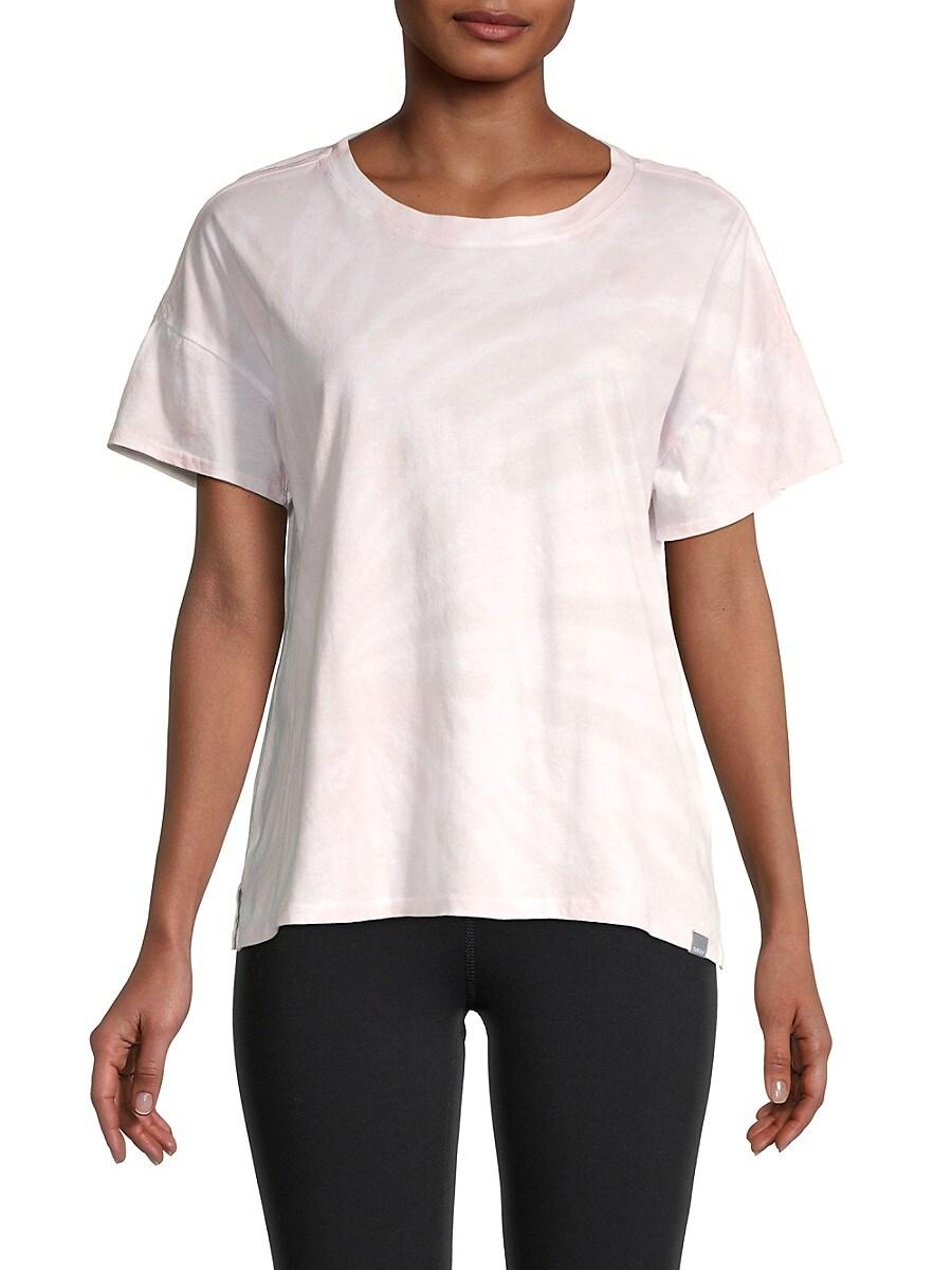 Women's Tie-Dye Boxy T-Shirt