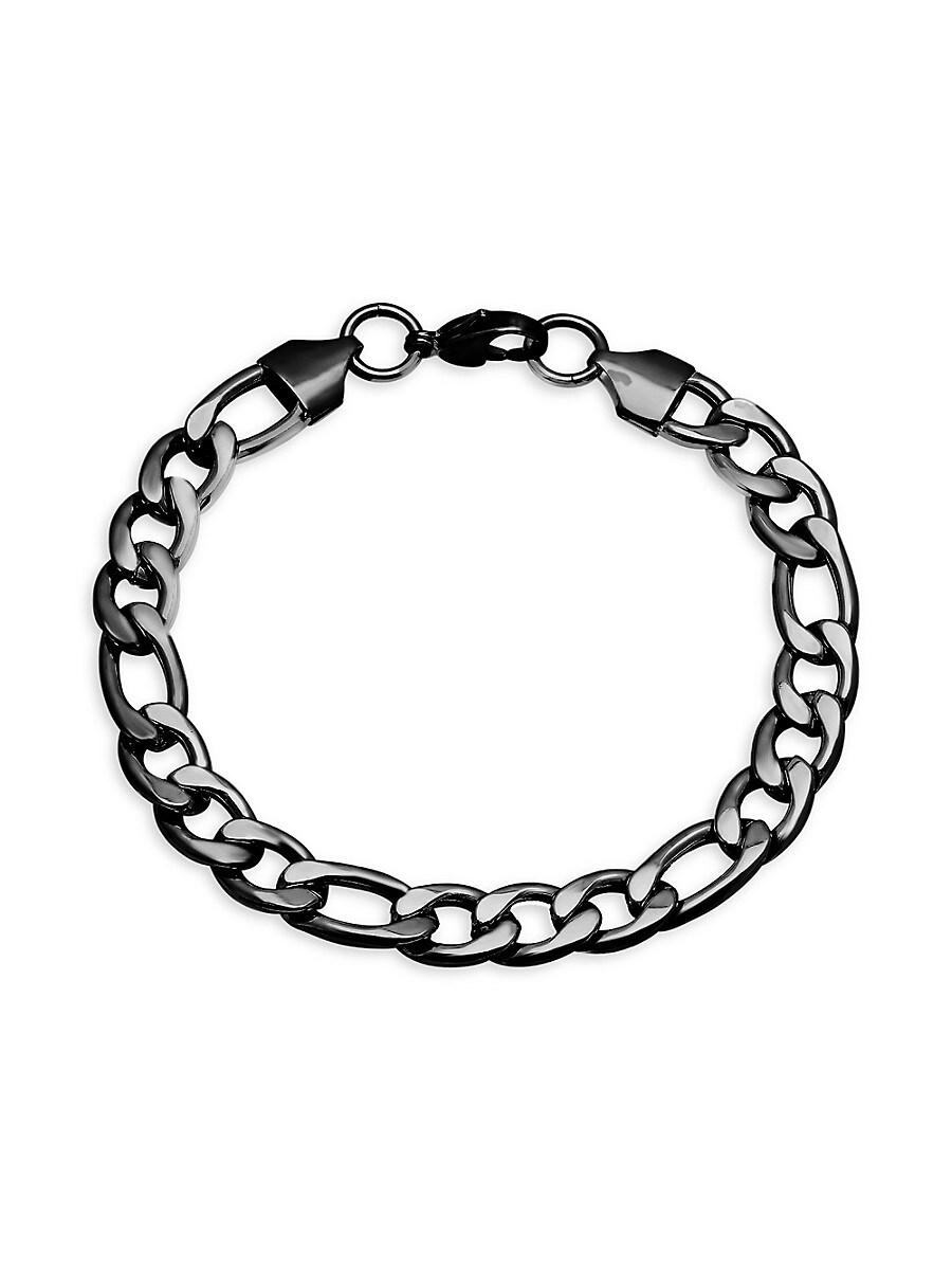 """Men's Stainless Steel Franco Chain Bracelet/8.5"""""""