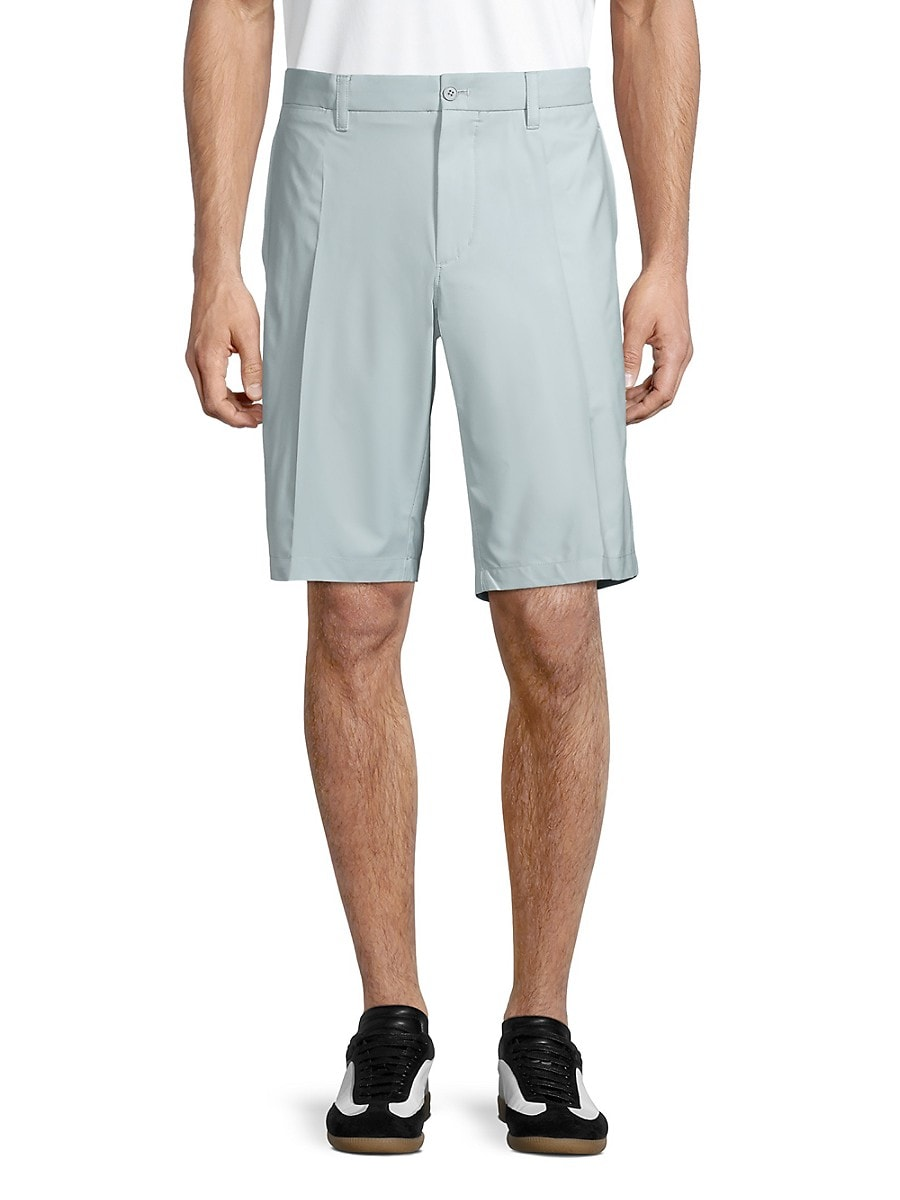 Men's Somle Tapered Flat-Front Shorts