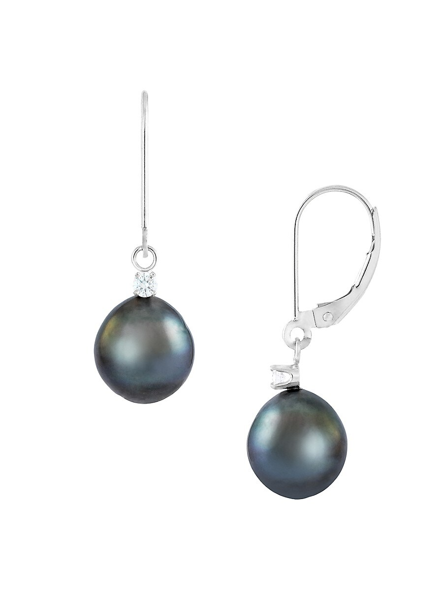 Pearls 14K White Gold