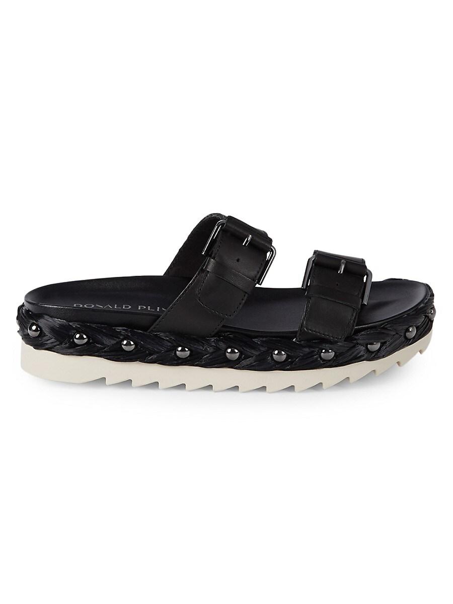 Women's Larabee Leather Slide Sandals
