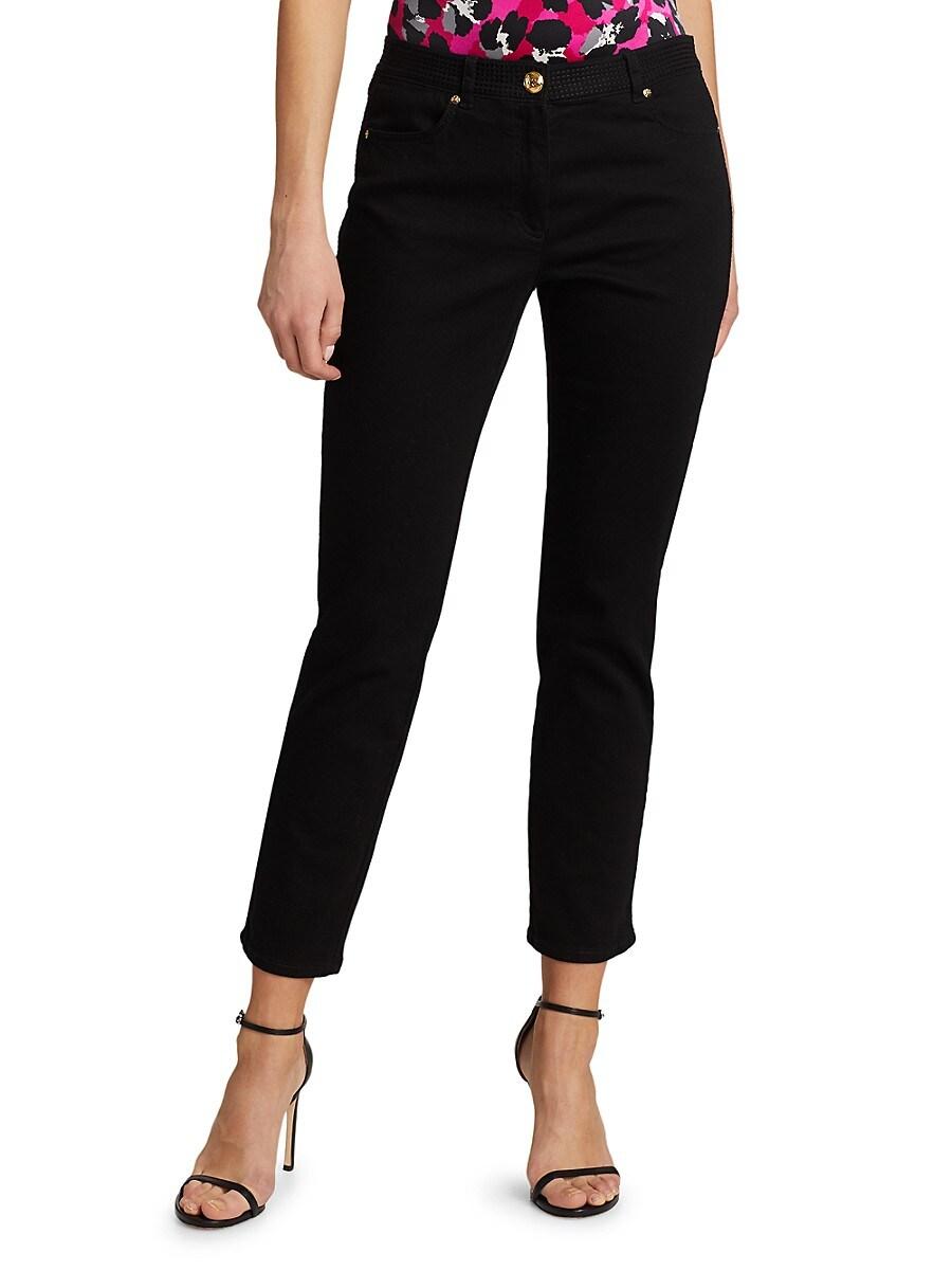 Women's J575 Mid-Rise Skinny Jeans