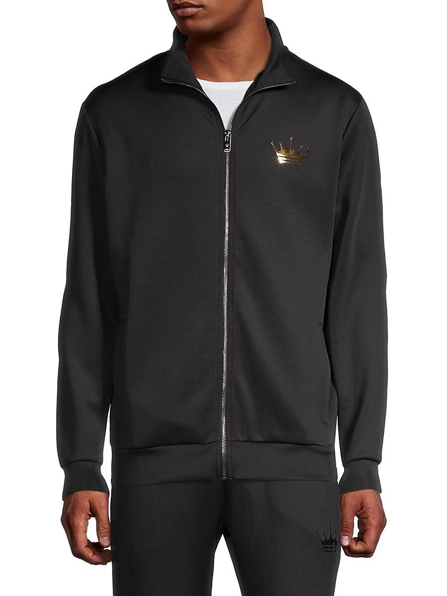 Men's Donny Front-Zip Track Jacket