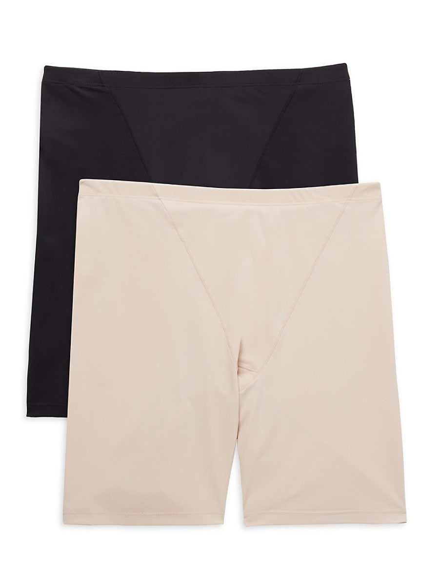 Women's 2-Pack Control Top Shorts