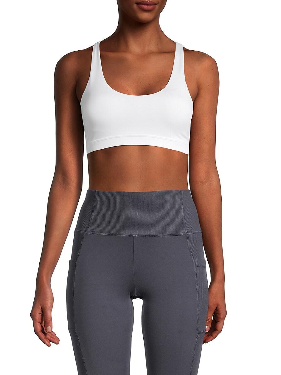 Women's Floss-Back Sports Bra