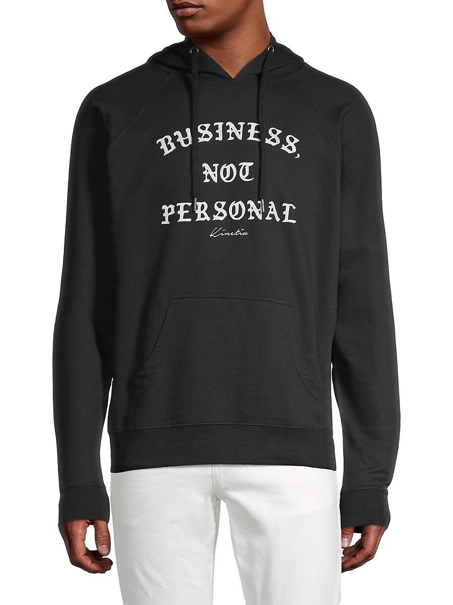 Men's Business Not Personal Hoodie