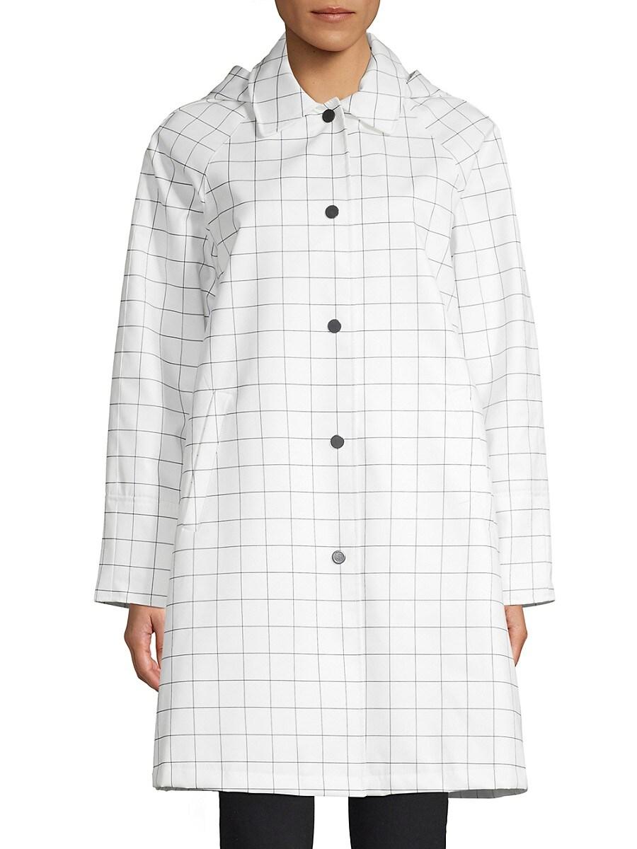 Women's Mid-Length Slicker Jacket