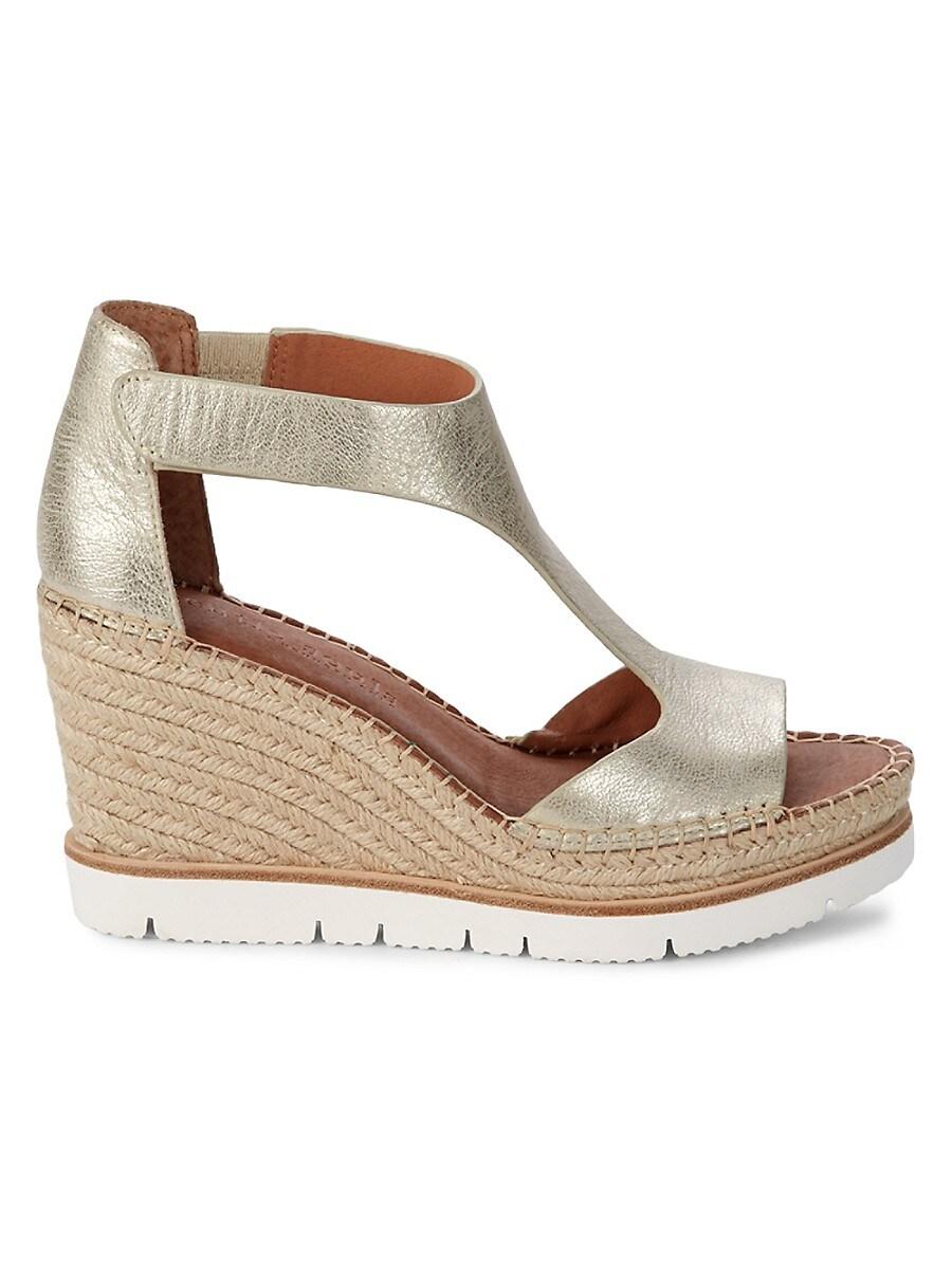 Women's Elyssa Easy T-Strap Wedge Sandal
