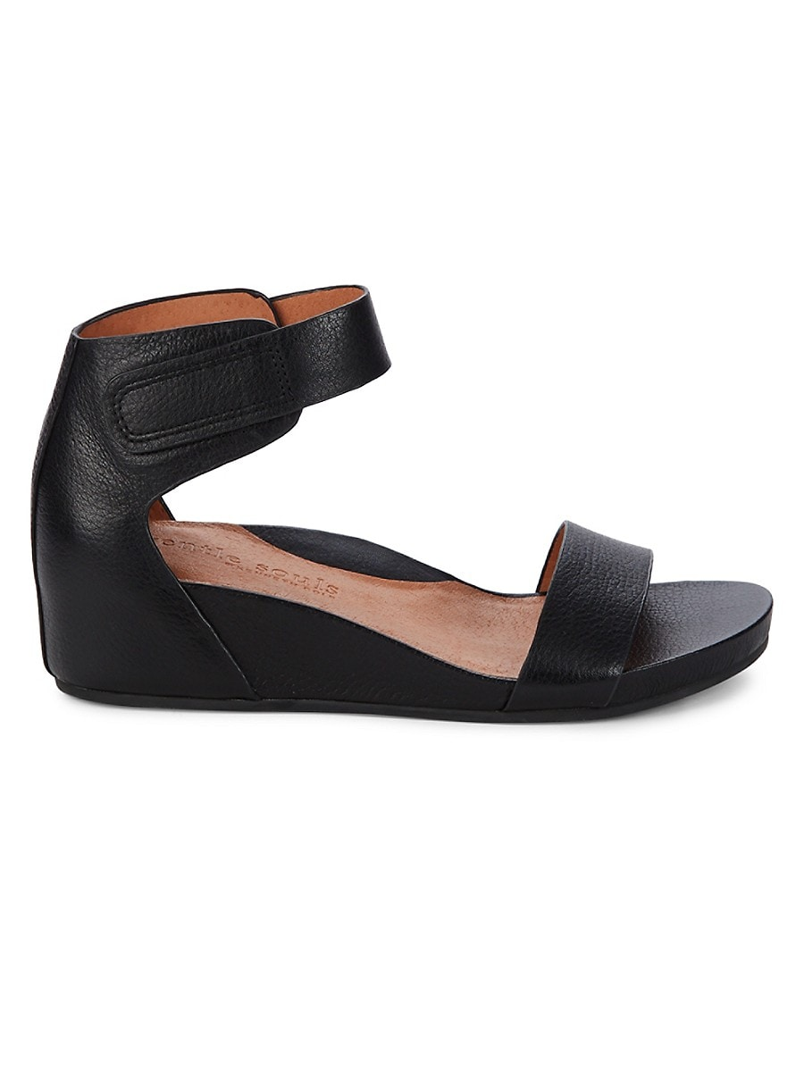 Women's Judith Leather Wedge Sandals