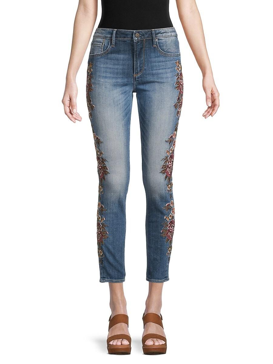 Women's Jackie Skinny Jeans