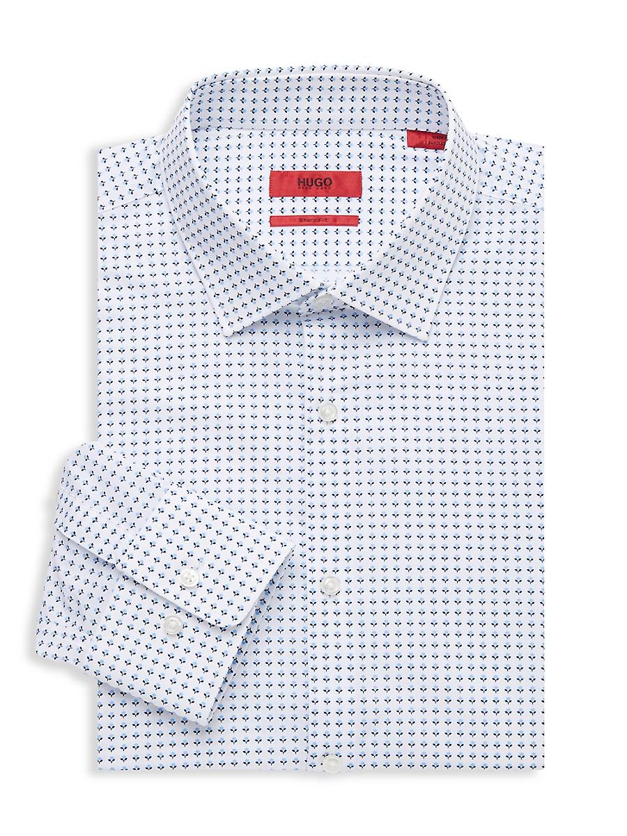 Men's Mabel Stretch-Fit Dress Shirt