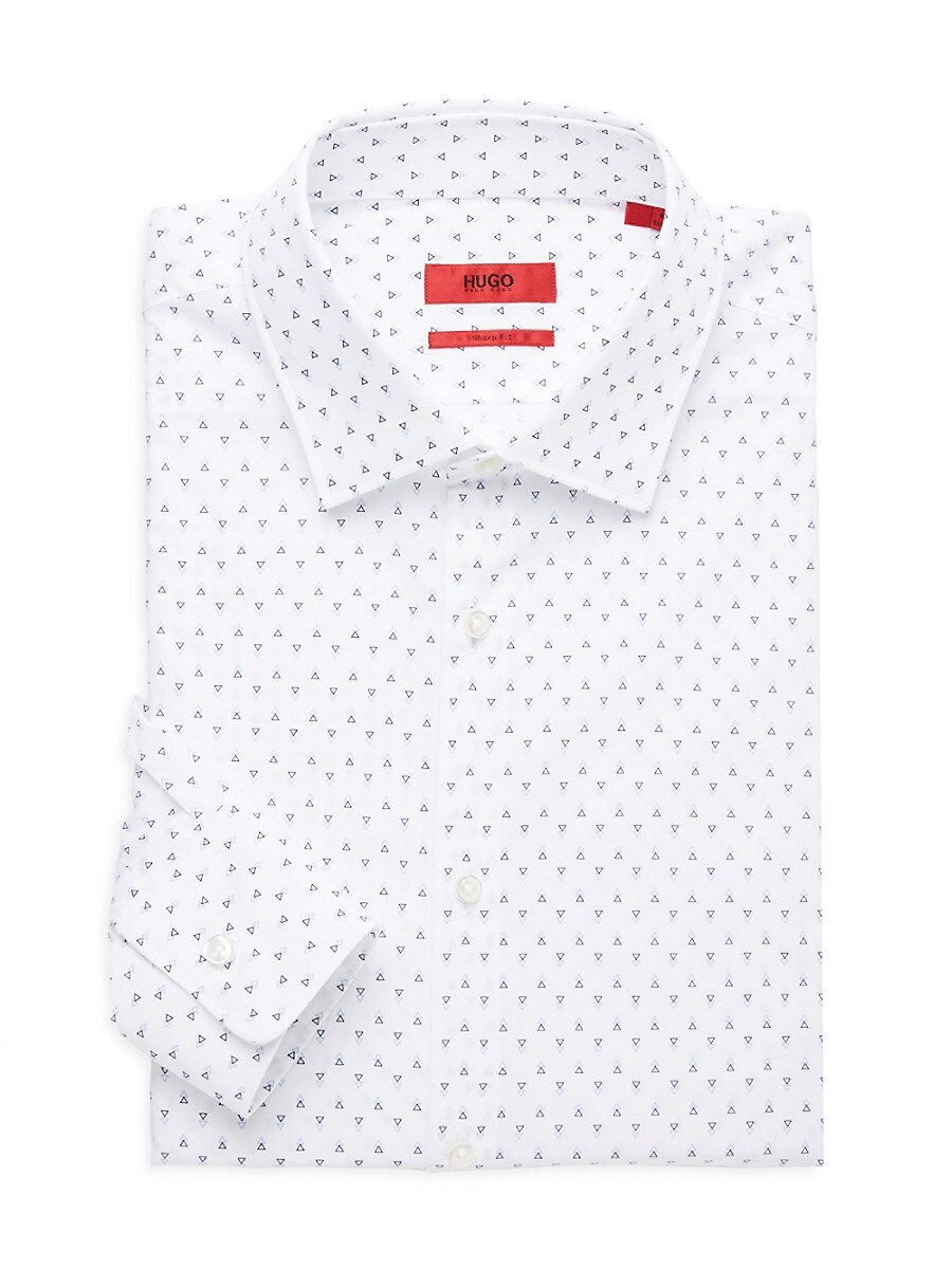Men's Mabel Sharp-Fit Print Shirt