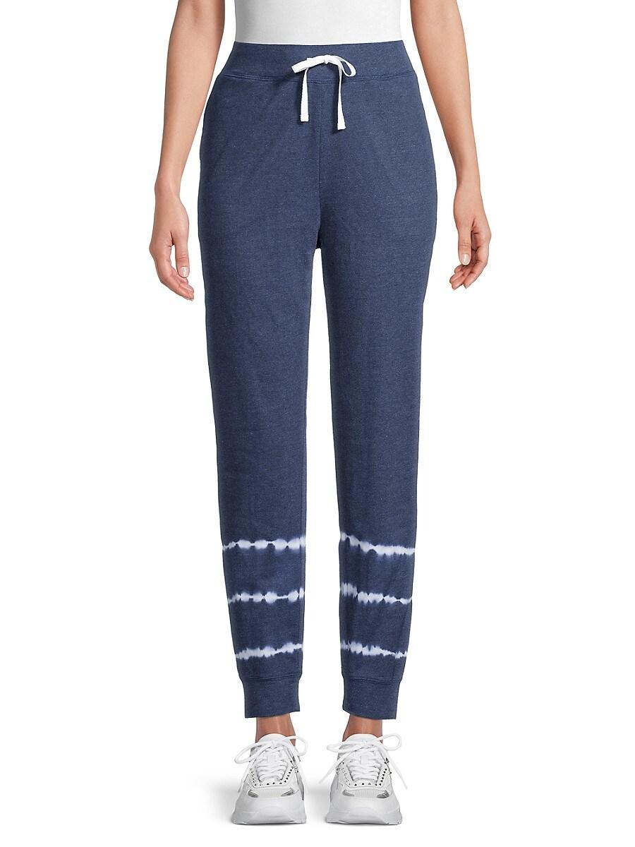 Beach Lunch Lounge Women's Tate Tie-Dye Cotton-Blend Jogger Pants