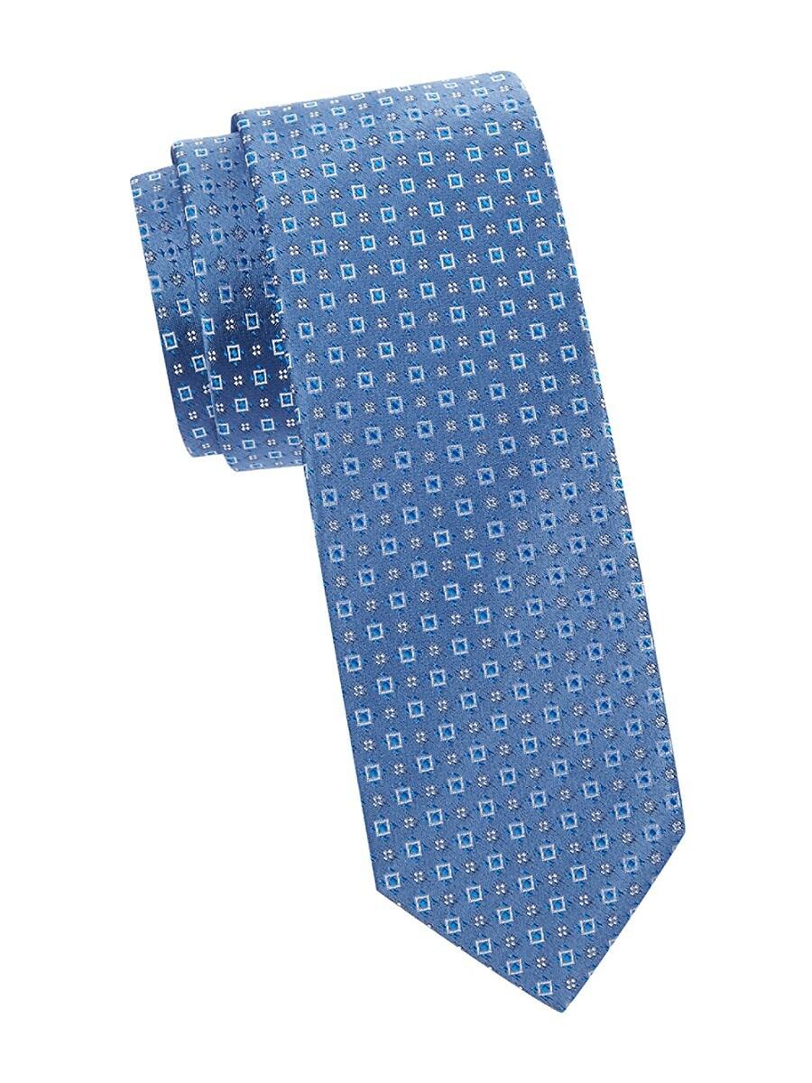 Men's Embroidered Tie