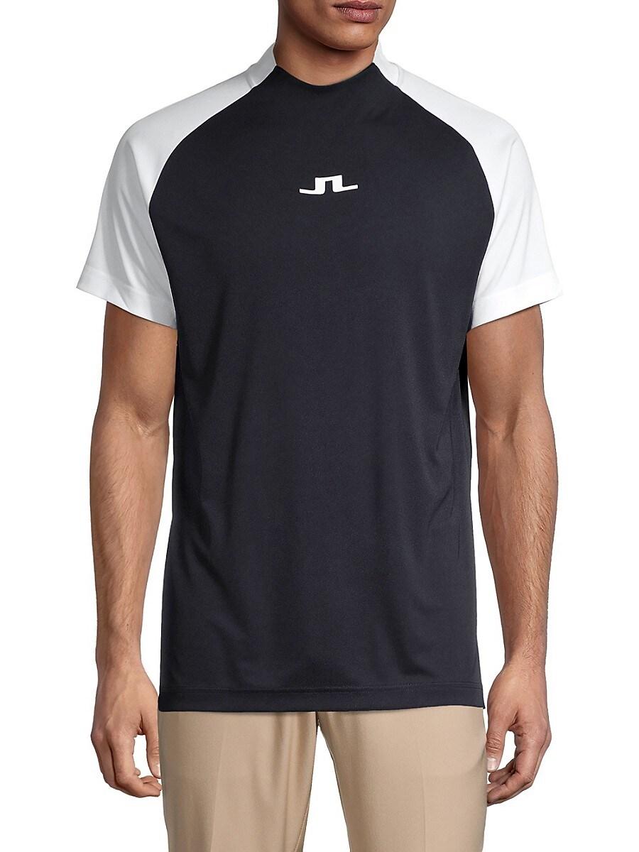 J. Lindeberg Men's Benga Classic-Fit T-Shirt