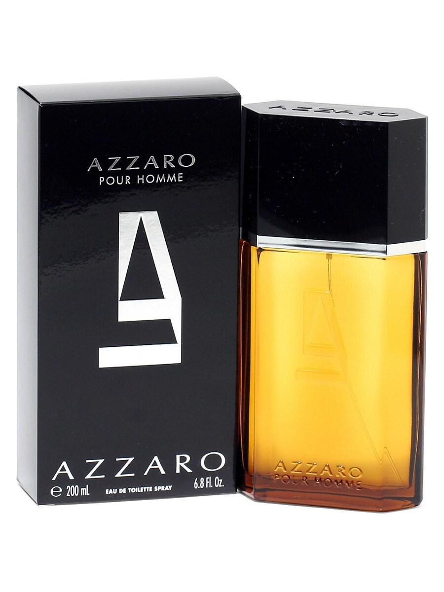Men's Azzaro Pour Homme Eau de Toilette - Size 6.8 Oz.