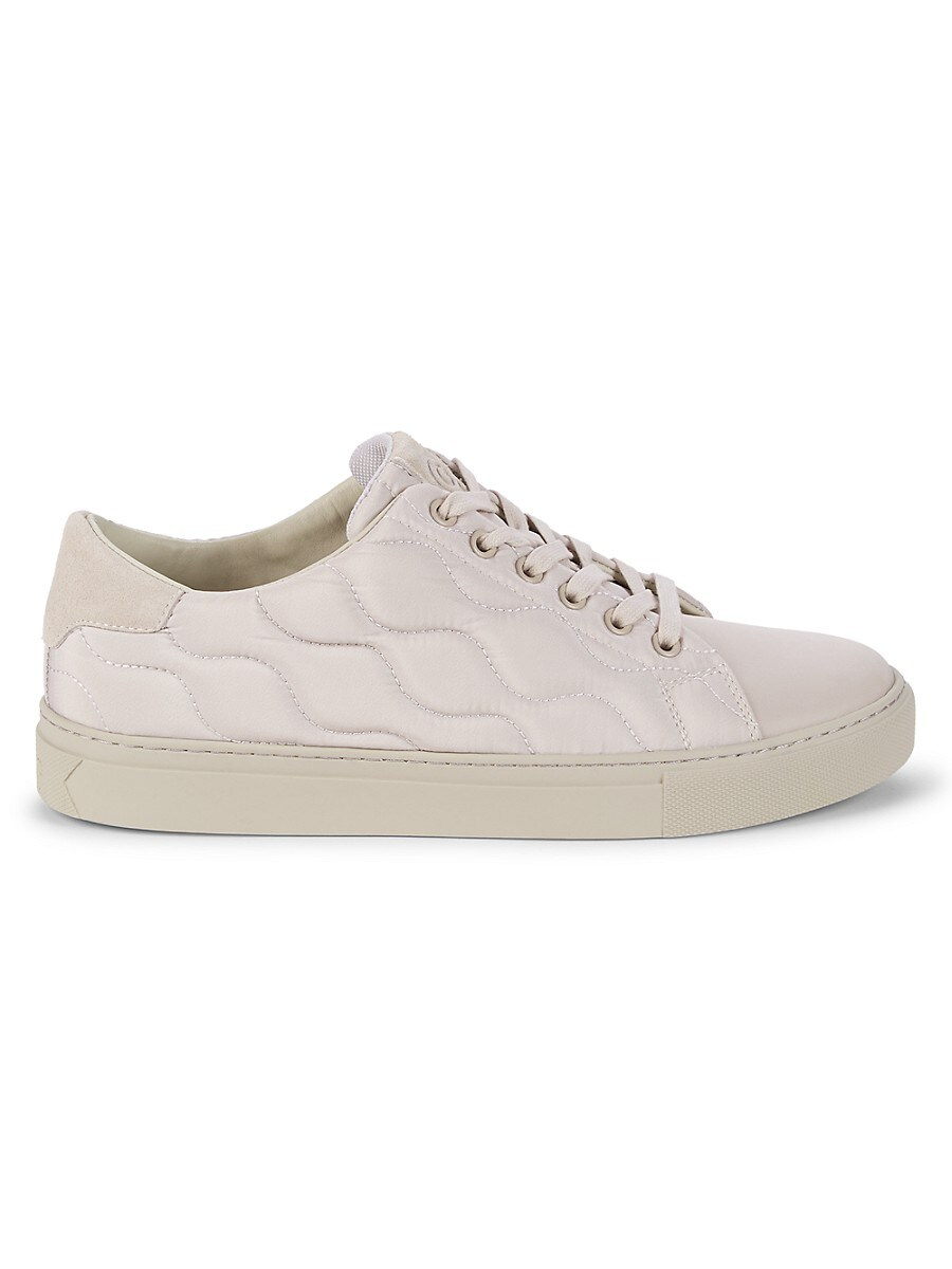 Men's Royale Quilted Lace-Up Sneakers