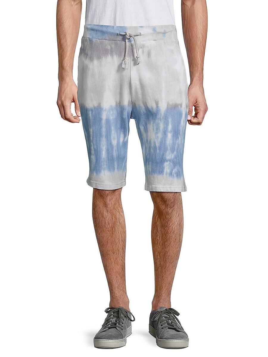Men's Tie-Dye Bermuda Shorts