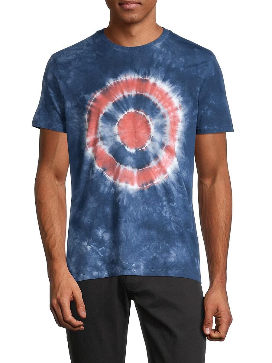 Men's Tie-Dye Target T-Shirt