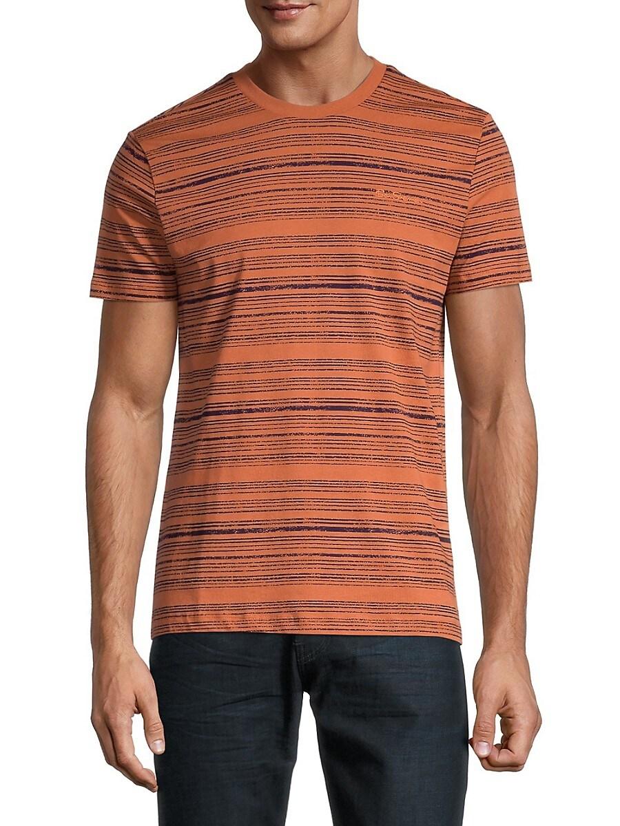 Men's Autumn Stripe T-Shirt