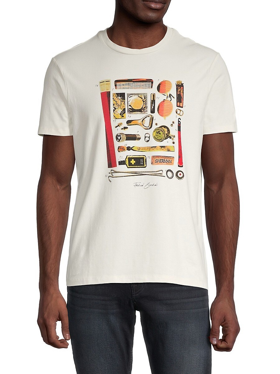 Men's Festival Essentials Graphic T-Shirt