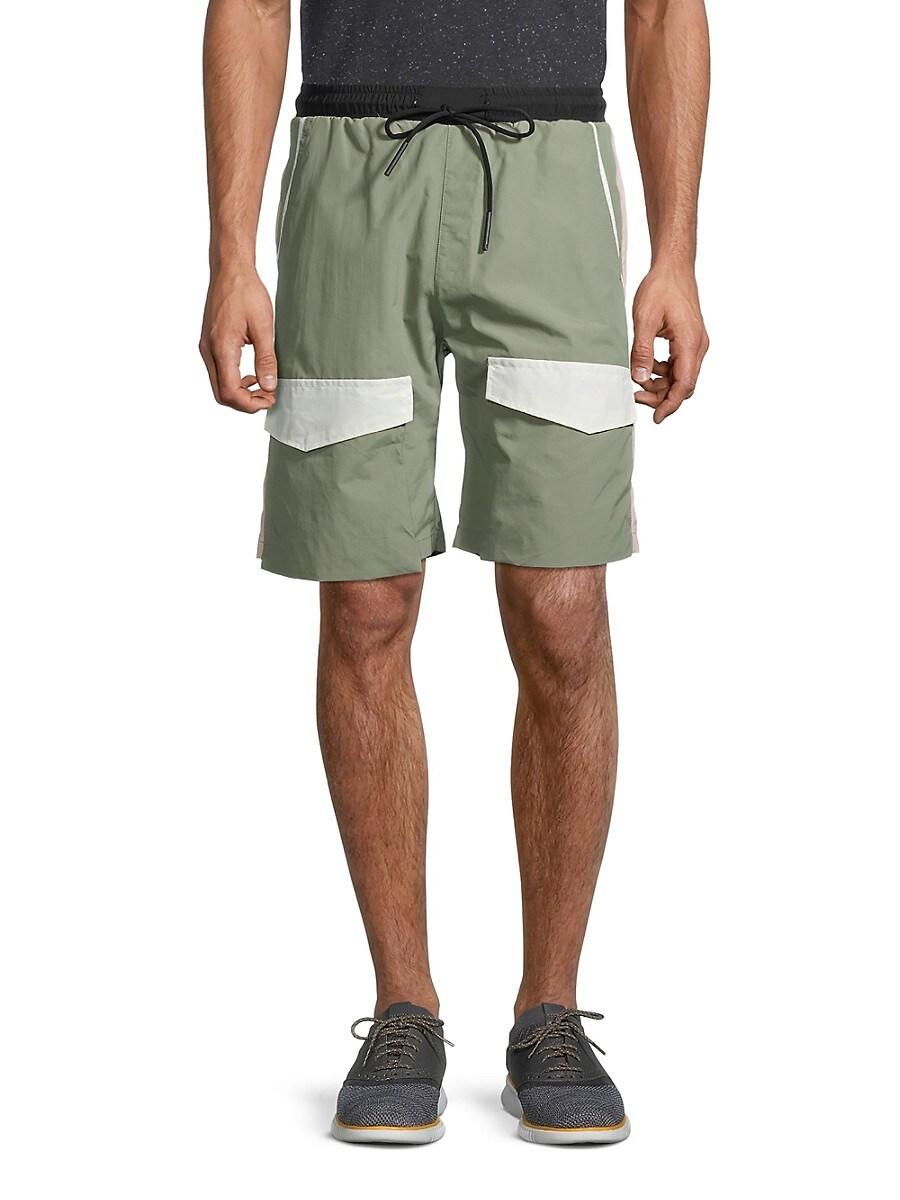 Men's Side Striped Shorts
