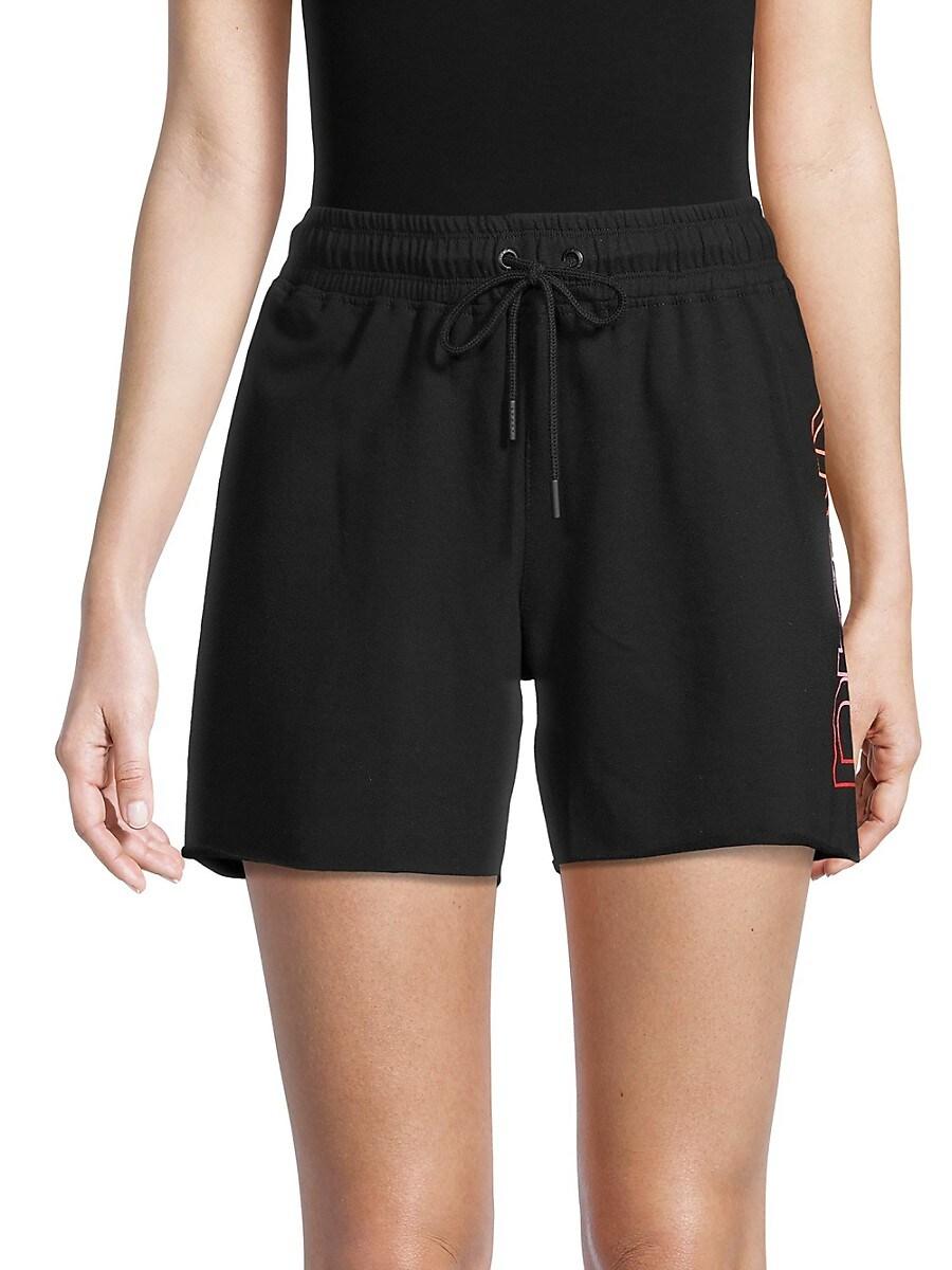 Women's Logo Drawstring Shorts