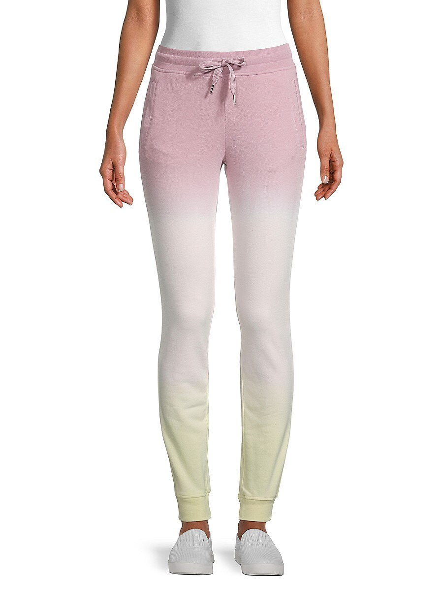 Women's Ombré French Terry Jogger Pants