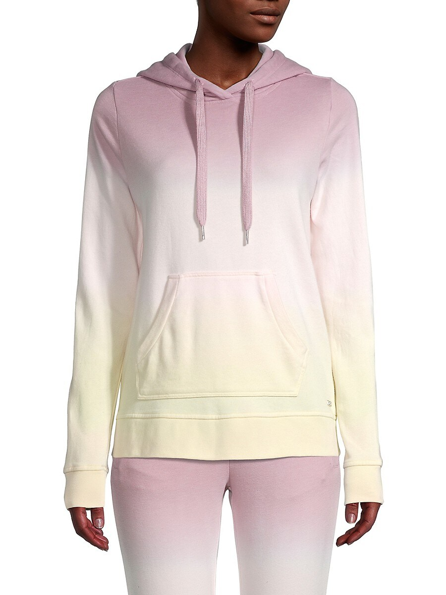 Women's French Terry Classic Ombré Hoodie