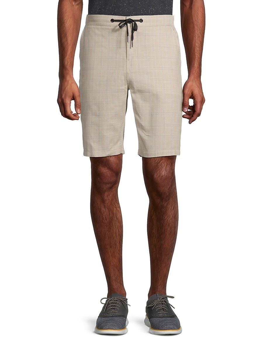 Men's Vinny Check Shorts