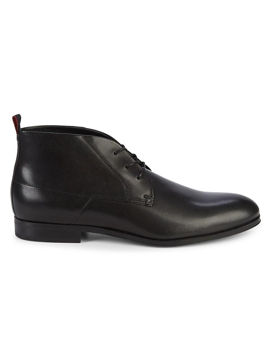 Men's Boheme Leather Chukka Boots