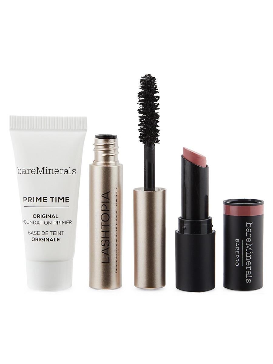 Women's Give Your Favorites Customizable 4-Piece Makeup Set