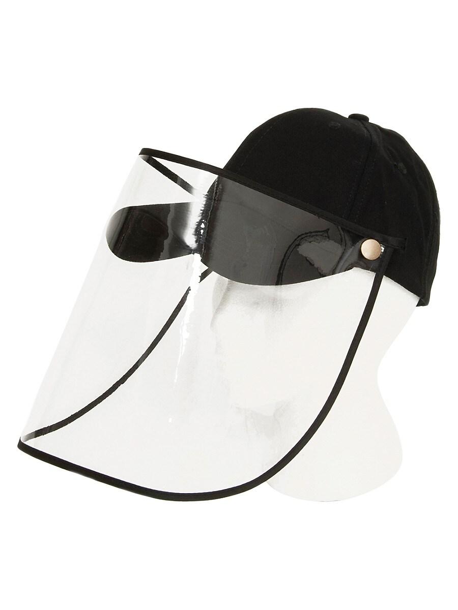 Women's Face Shield Ball Cap