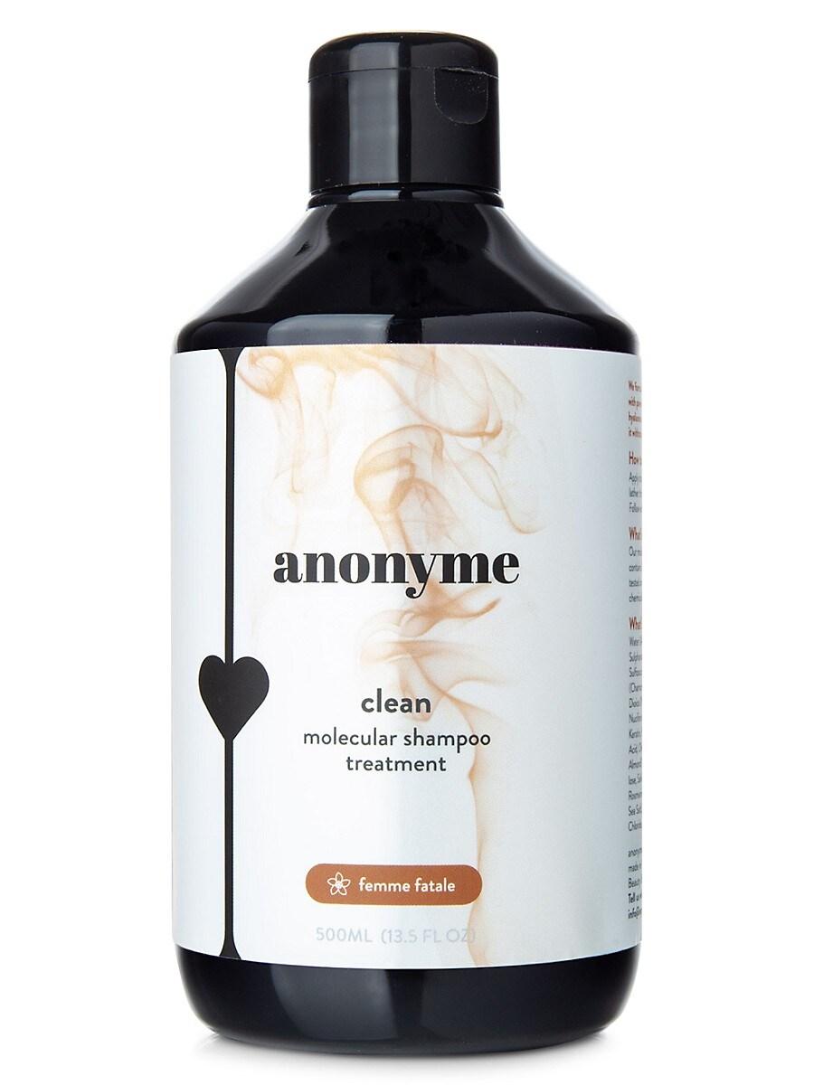 Women's Femme Fatale Clean Molecular Shampoo Treatment