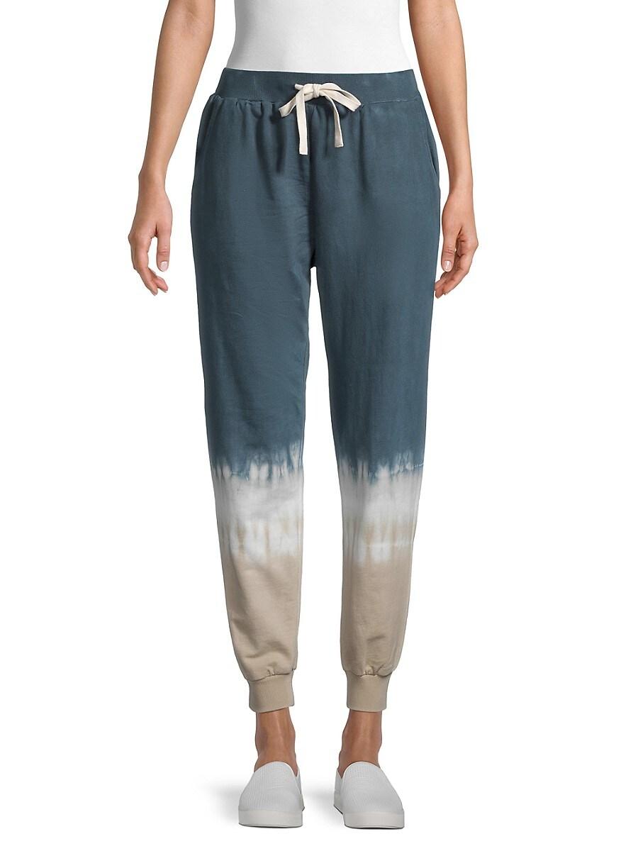 Women's Tie-Dyed Jogger Pants