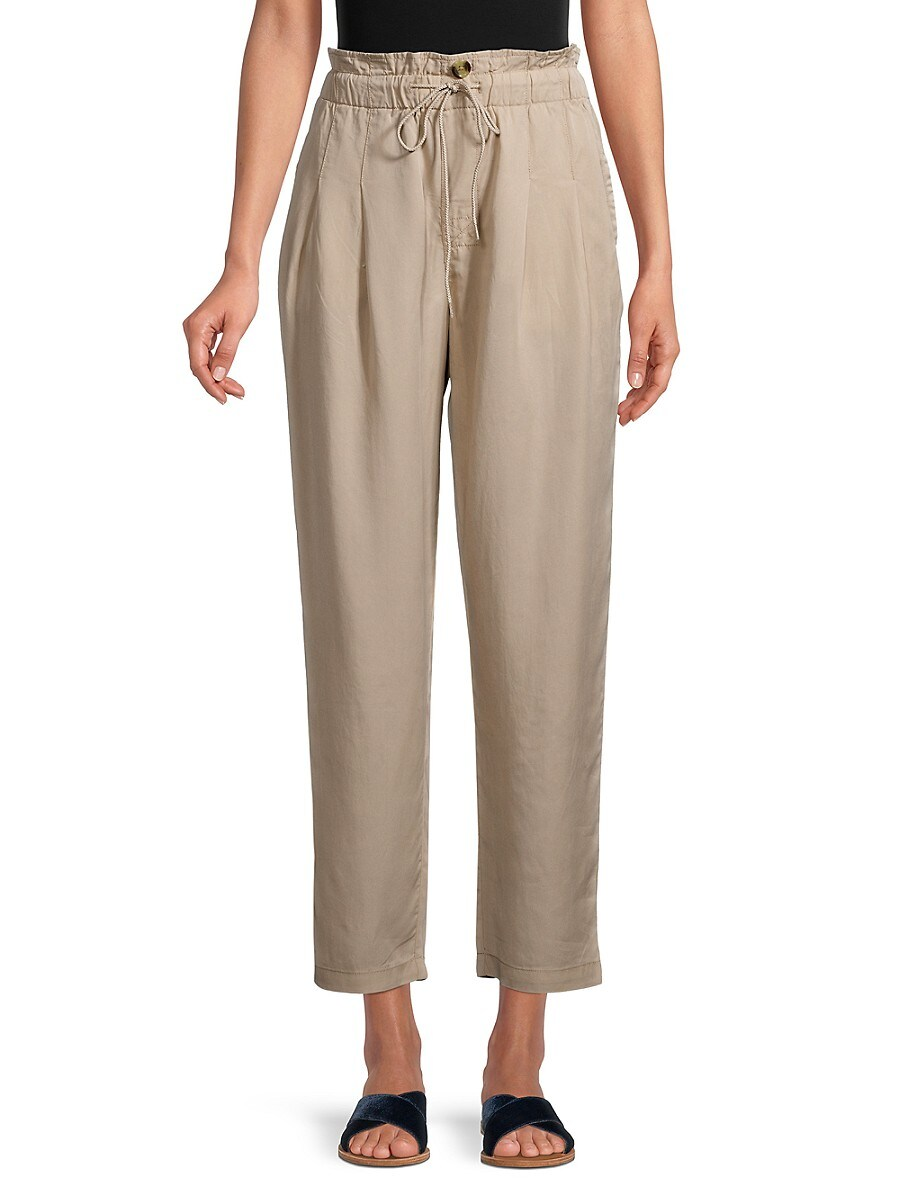 Beach Lunch Lounge Women's Mallie Paperbag Pants