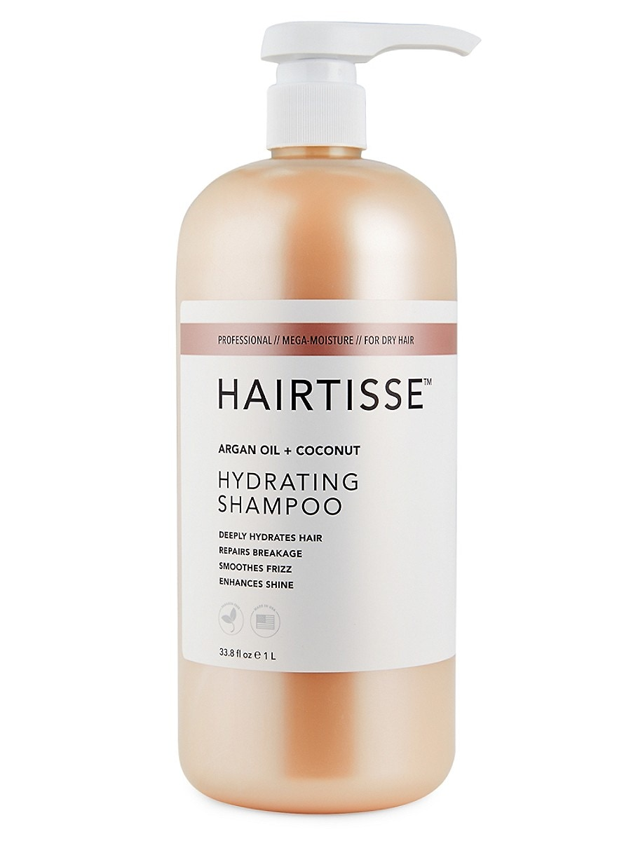 Women's Argan Oil + Coconut Hydrating Shampoo