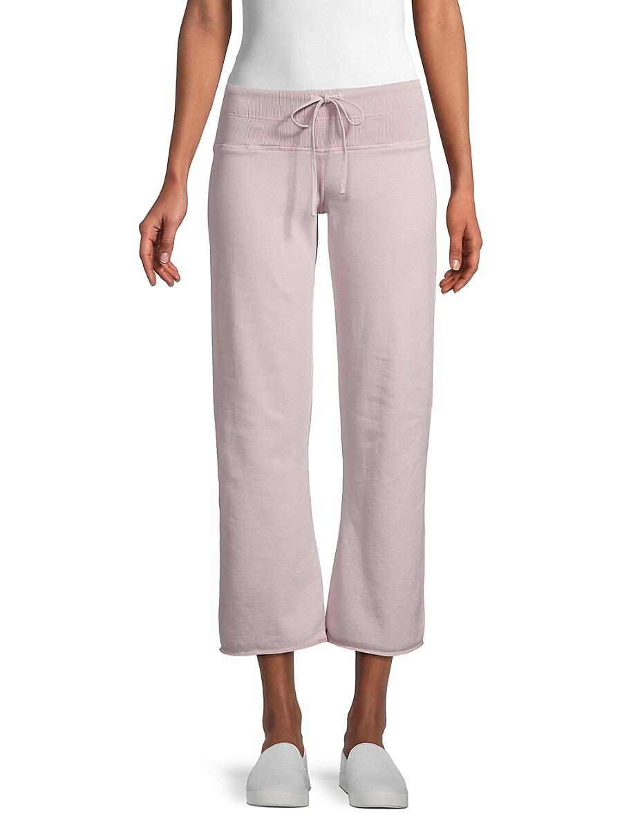 Women's DS Skipper Wide Rib-Waist Pants
