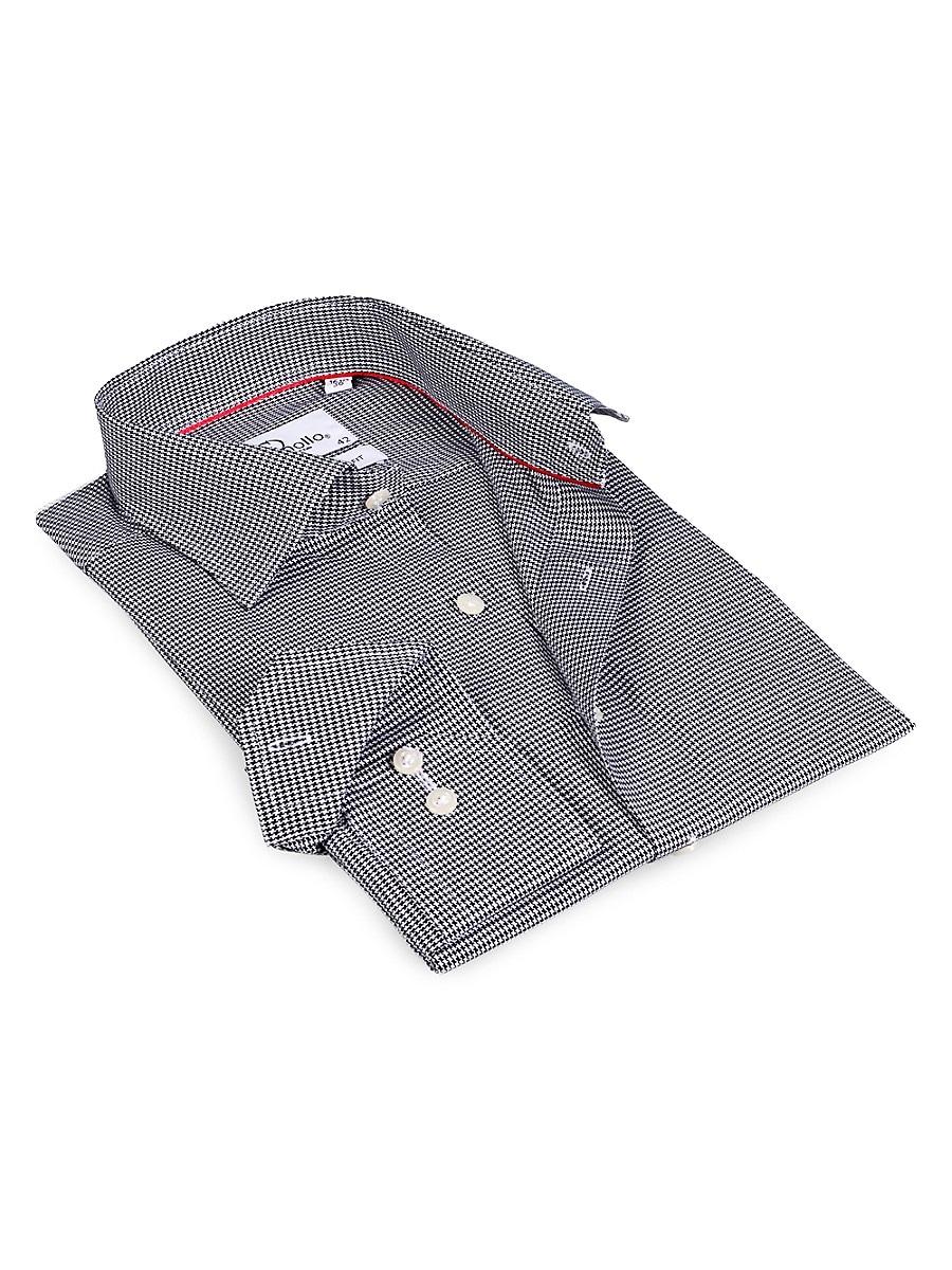 Men's Finollo Contemporary-Fit Dress Shirt