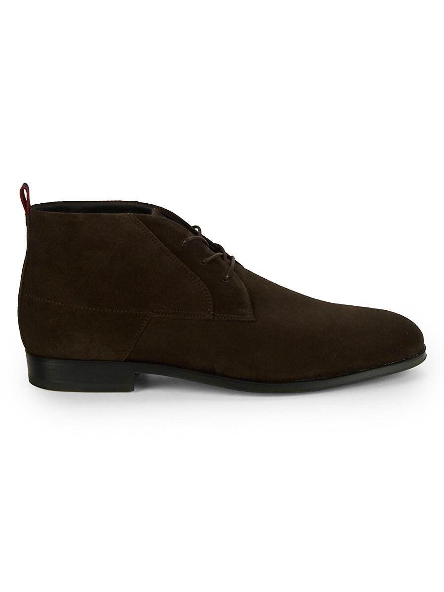 Men's Boheme Suede Chukka Boots